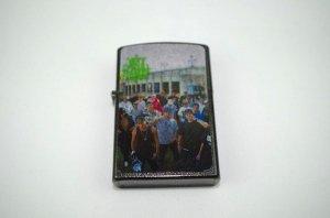 テリ山Zippo lighter-U
