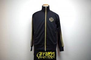 SUSTOS 'PUSHU' jersey JACKET【BLK】