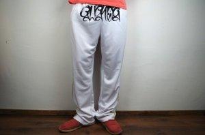 SUSTOS 'PUSHU' jersey PANTS【WHT】