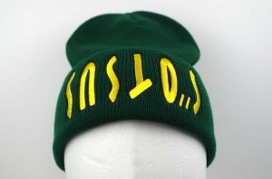 <img class='new_mark_img1' src='//img.shop-pro.jp/img/new/icons24.gif' style='border:none;display:inline;margin:0px;padding:0px;width:auto;' />SUSTOS 'MIC' knit CAP【GRN】