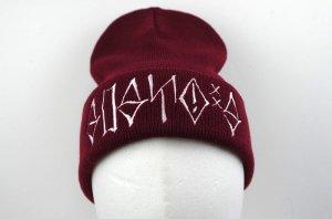 SUSTOS 'GIN' knit CAP【BUR】