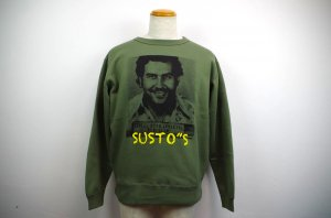 SUSTOS escobar SWEAT【OLI】