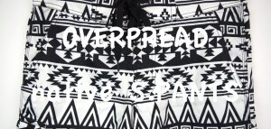 OVERPREAD native S.PANTS