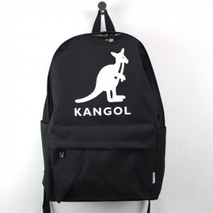 KANGOL BACKPACK【BLK】