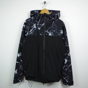 SELECT marble mountain JKT【BLK】