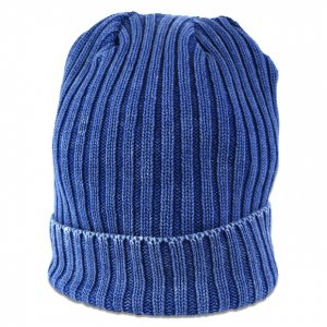 SELECT knit CAP【BLU】