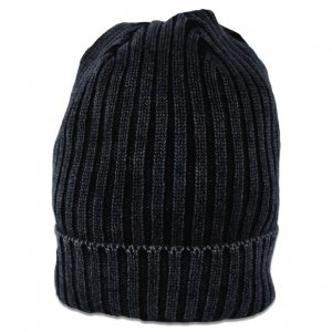 SELECT knit CAP【BLK】