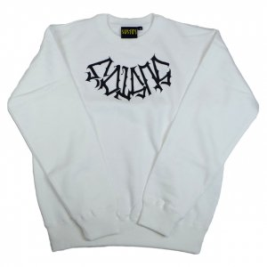 SUSTOS titi C.SWEAT【WHT】
