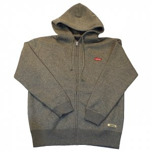 OVERPREAD flag ZIP PARKA[GRY]