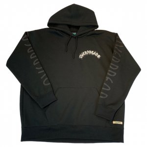 <img class='new_mark_img1' src='//img.shop-pro.jp/img/new/icons14.gif' style='border:none;display:inline;margin:0px;padding:0px;width:auto;' />OVERPREADxSUSTOS Hoodie[Blk]