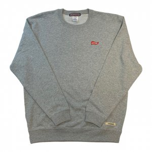 OVERPREAD flag C.Sweat[Gry]