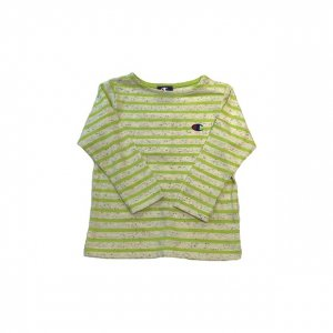 [kid's]Campion border L/S Tee[lim]