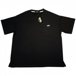 EYEDY sweat pocket tee[blk]
