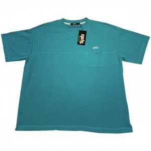 EYEDY sweat pocket tee[grn]