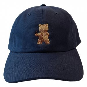 OVERPREAD bear CAP【nav】