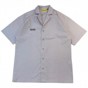 SUSTOS open collar shirt[plu]