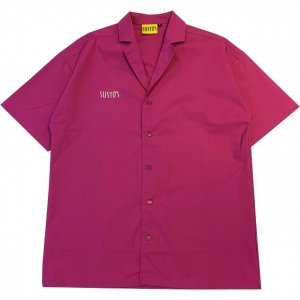 SUSTOS open collar shirt[lav]