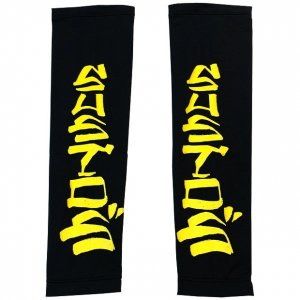 SUSTOS arm sleeve[blk]