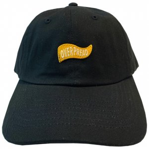 OVERPREAD frag cotton cap[blk]