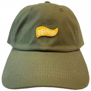 OVERPREAD frag cotton cap[oli]