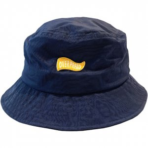 OVERPREAD nylon bucket hat[nav]