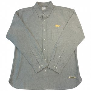OVERPREAD oxford shirt[gry]