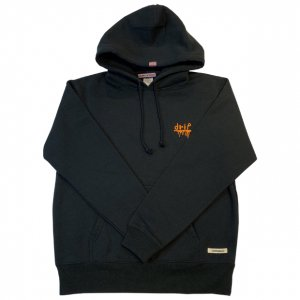 OVERPREAD drip hood sweat