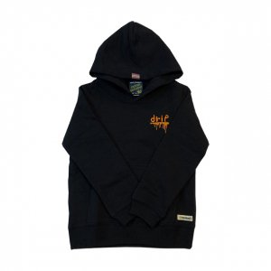 [kid's]OVERPREAD drip hood sweat