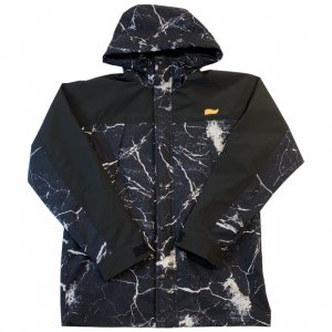 OVERPREAD stretch mountain jkt[bk/bk]