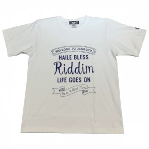 RIDDIM cafe design S/S Tee