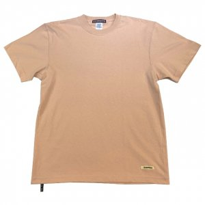 OVERPREAD heavy weight S/S Tee[pnk]