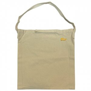 OVERPREAD canvas shoulder bag