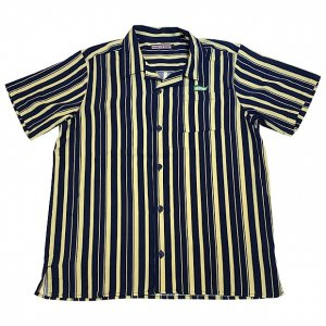 OVERPREAD pattern SHIRTS[stripe]