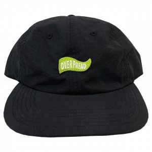 OVERPREAD flag nylon CAP[blk]