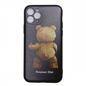 OVERPREAD bear iPhone CASE