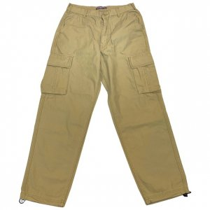 OVERPREAD twill cargo PANTS