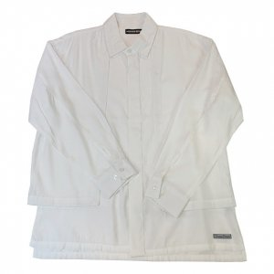 <img class='new_mark_img1' src='https://img.shop-pro.jp/img/new/icons14.gif' style='border:none;display:inline;margin:0px;padding:0px;width:auto;' />OVERPREAD dress shirts[wht]