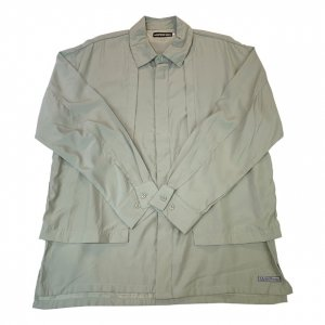 <img class='new_mark_img1' src='https://img.shop-pro.jp/img/new/icons14.gif' style='border:none;display:inline;margin:0px;padding:0px;width:auto;' />OVERPREAD dress shirts[m.grn]