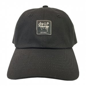 <img class='new_mark_img1' src='https://img.shop-pro.jp/img/new/icons14.gif' style='border:none;display:inline;margin:0px;padding:0px;width:auto;' />OVERPREAD drip cotton CAP[blk]