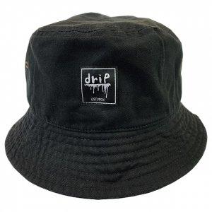 OVERPREAD drip bucket hat[blk]