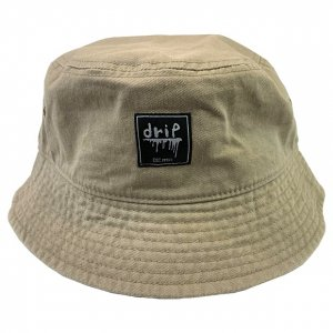 <img class='new_mark_img1' src='https://img.shop-pro.jp/img/new/icons14.gif' style='border:none;display:inline;margin:0px;padding:0px;width:auto;' />OVERPREAD drip bucket hat[bei]