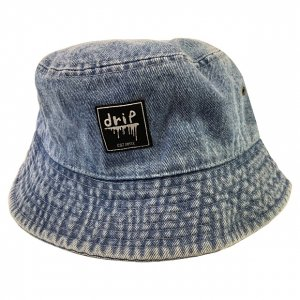 <img class='new_mark_img1' src='https://img.shop-pro.jp/img/new/icons14.gif' style='border:none;display:inline;margin:0px;padding:0px;width:auto;' />OVERPREAD drip bucket hat[l.dnm]