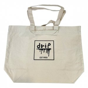 <img class='new_mark_img1' src='https://img.shop-pro.jp/img/new/icons14.gif' style='border:none;display:inline;margin:0px;padding:0px;width:auto;' />OVERPREAD drip canvas 2way tote bag[bei]
