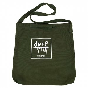 <img class='new_mark_img1' src='https://img.shop-pro.jp/img/new/icons14.gif' style='border:none;display:inline;margin:0px;padding:0px;width:auto;' />OVERPREAD drip canvas 2way shoulder bag[oli]