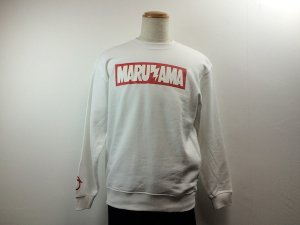 MARUYAMA.MADE 円山煙BOXLOGO SWEAT