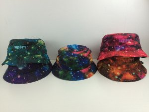 SUSTOS SPACE Bucket Hat
