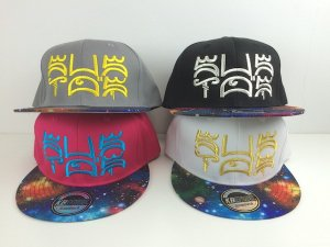 <img class='new_mark_img1' src='//img.shop-pro.jp/img/new/icons24.gif' style='border:none;display:inline;margin:0px;padding:0px;width:auto;' />SUSTOS 'MIZYU SPACE' Snapback Cap