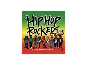 DJ A-1 / HIP HOP ROCKERS pt.2