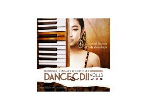 "special feature at only ""Alicia Keys"" / DANCE CD vol,13"