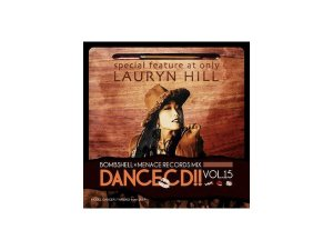 "special feature at only ""Lauryn Hill"" / DANCE CD vol,15"